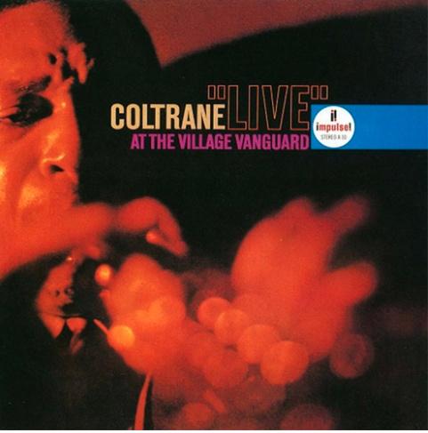 """John Coltrane """"Live"""" At The Village Vanguard (Verve Acoustic Sounds Series) 180g LP"""