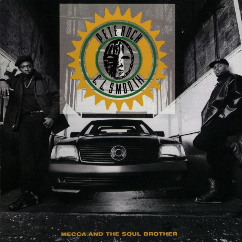 Pete Rock & CL Smooth Mecca and the Soul Brother 2LP