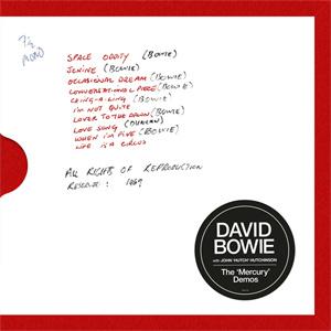David Bowie The Mercury Demos LP (Mono)