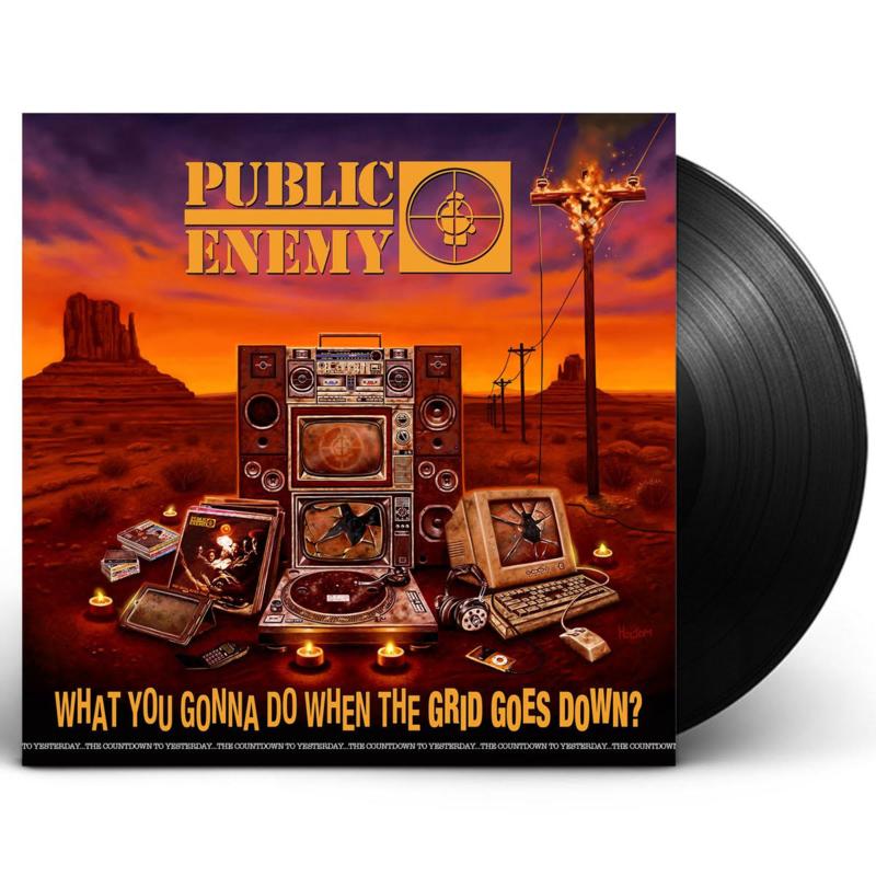 Public Enemy What You Gonna Do LP