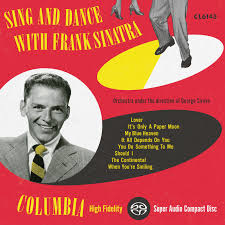Frank Sinatra Sing And Dance With Frank Sinatra Hybrid Mono SACD