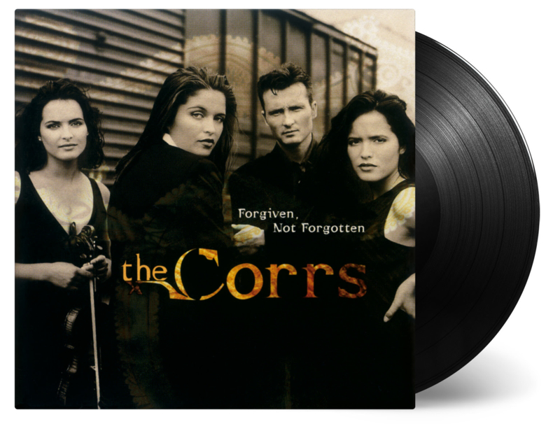 Corrs Forgiven But Not Forgotten LP