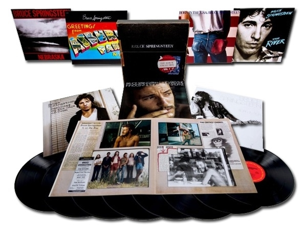 Bruce Springsteen The Album Collection Vol.1 1973-1984 HQ 8LP.