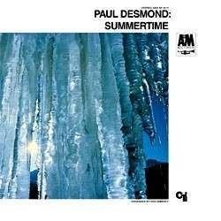 Paul Desmond - Summertime LP