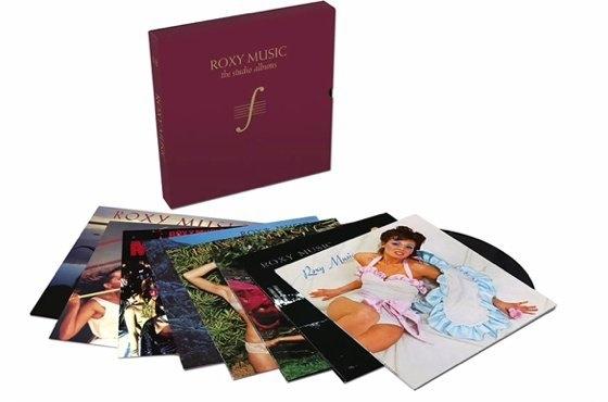 Roxy Music Complete 8LP