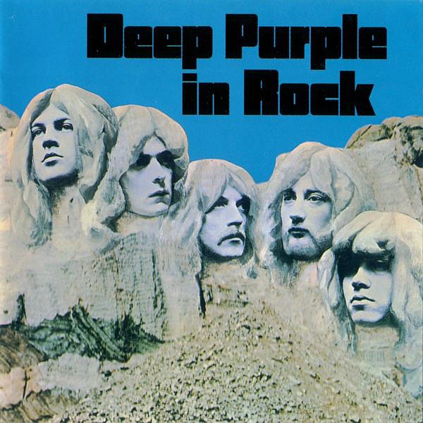 Deep Purple In Rock LP -Purple Vinyl-