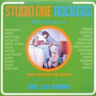 Studio One Rockers 2LP - Green Vinyl-