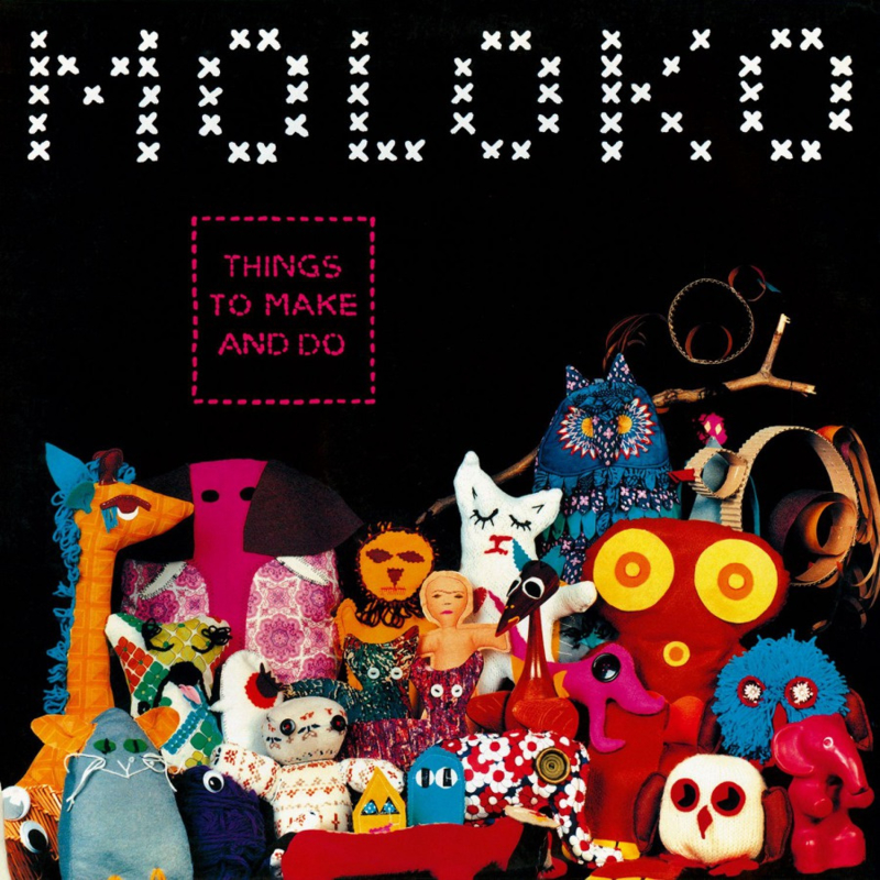 Moloko Things To Make And Do 2LP - Pink Vinyl-