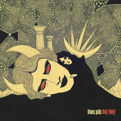 Blues Pills Holy Moly LP