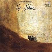 Gregorio Paniagua La Folia De La Spagna 180g LP