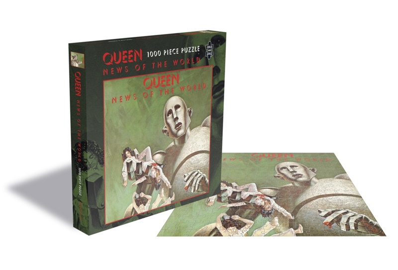 Queen News Of The World Puzzel