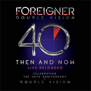 Foreigner Double Vision: Then And Now 2LP & Blu-Ray