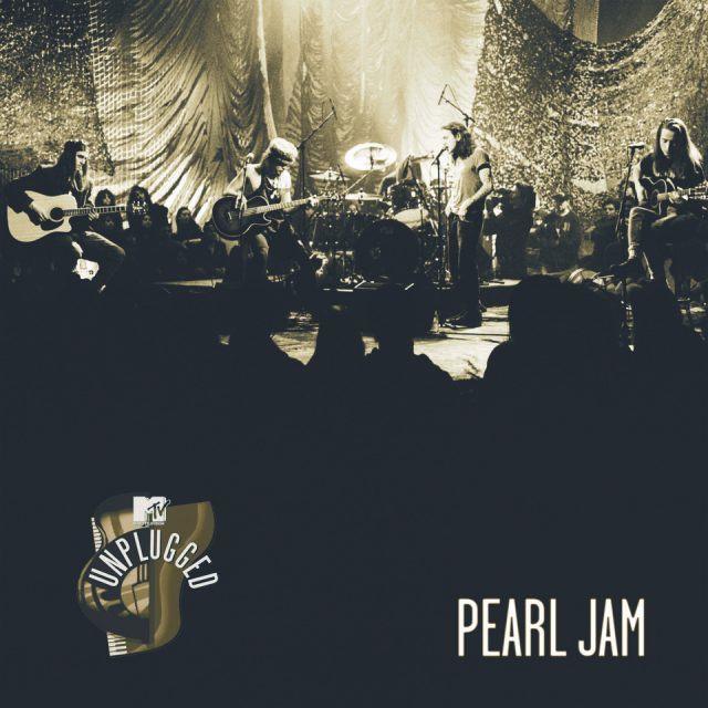 Pearl Jam MTV Unplugged LP