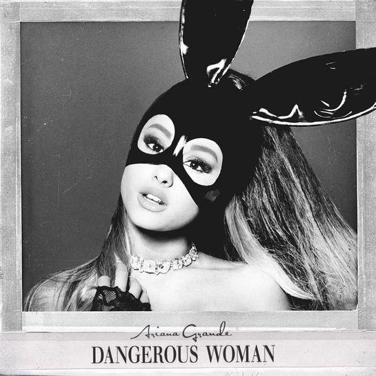 Ariana Grande Dangerous Woman 2LP