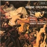 Ravel & Berlioz Scherazade & Nuits D`ete 180g LP