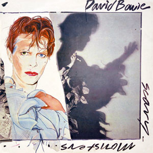 David Bowie Scary Monsters (and Super Creeps) 180g LP