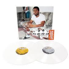 N.E.R.D In Search Of 2LP -White Vinyl-