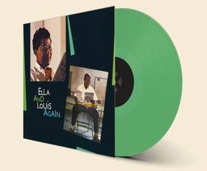 Ella & Louis  Ella & Louis Again LP - Green Vinyl-