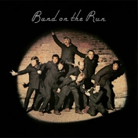 Paul Mccartney & Wings Band On The Run LP