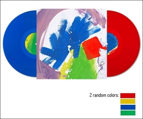 Alt-J This Is All Yours 2LP - Coloured Vinyl-