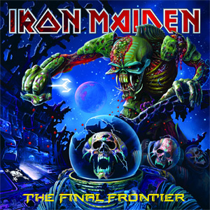 Iron Maiden The Final Frontier 180g 2LP