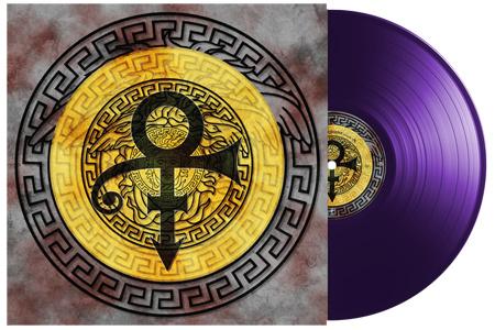 Prince The VERSACE Experience (Prelude 2 Gold) LP -Purple Vinyl-