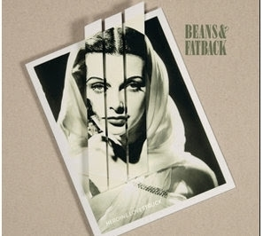Beans & Fatback - Herione Lovestruck LP + CD -Wit Vinyl-