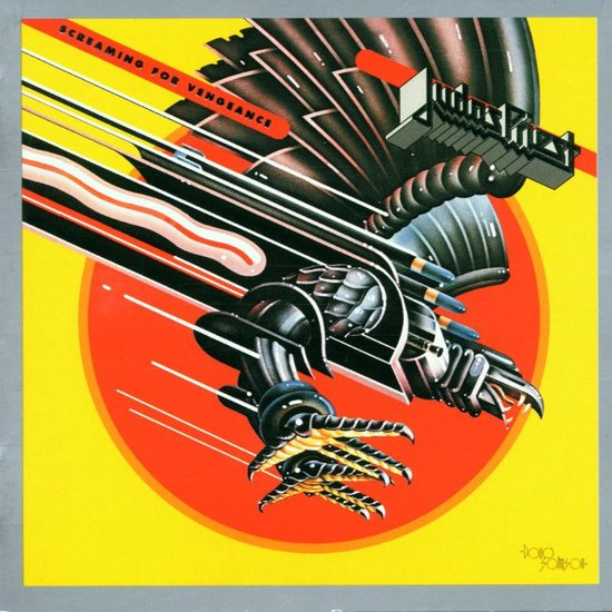 Judas Priest Screaming For Vengeance 2LP