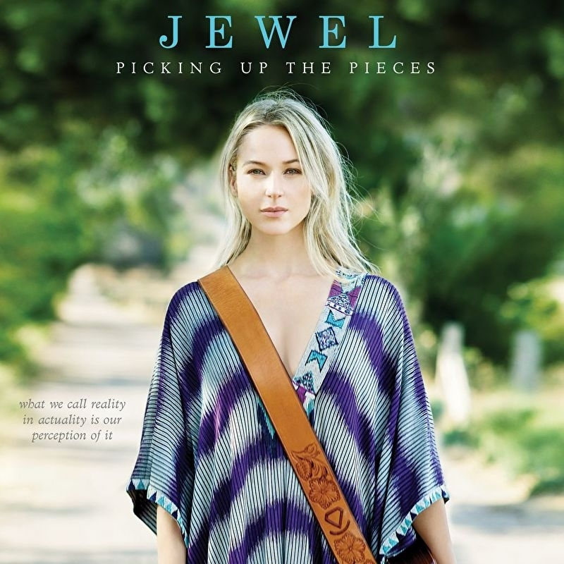 Jewel Picking Up The Pieces LP
