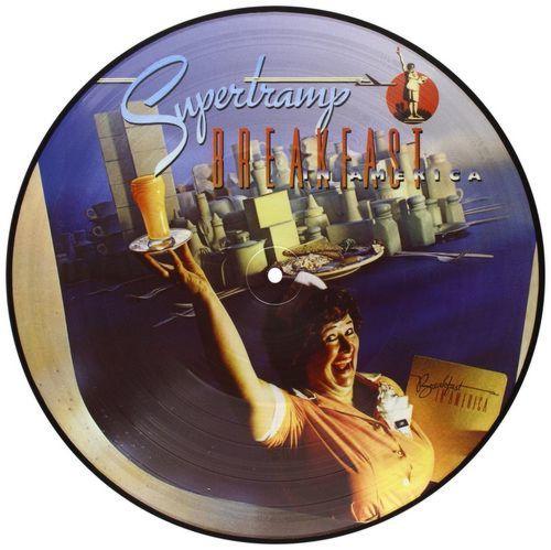 Supertramp Breakfast in America LP - Picture Disc-