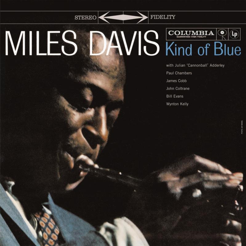 Miles Davis Kind Of Blue 2LP