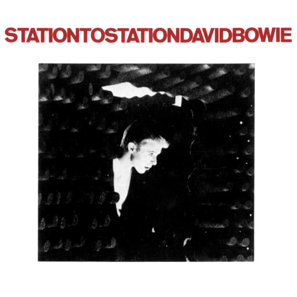 David Bowie Station to Station LP