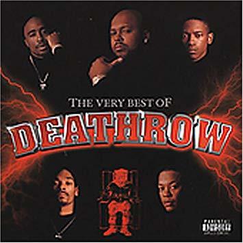 Very Best Of Death Row 2LP