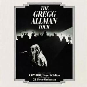 Gregg Allman The Gregg Allman Tour 180g 2LP