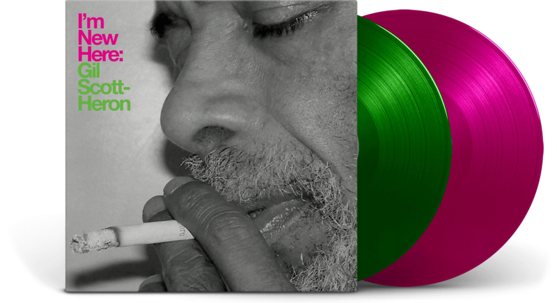 Gil Scott-Heron I'm New Here (10th Anniversary Expanded Edition) 2LP - Pink Vinyl