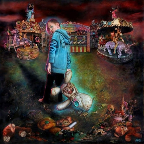 Korn  The Serenity of Suffering LP - Coloured version- ltd-