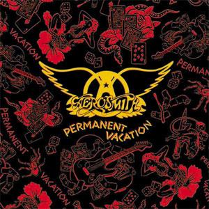 Aerosmith Permanent Vacation 180g LP