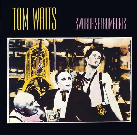 Tom Waits - Swordfishtrombones LP - Velvet 25 Years-