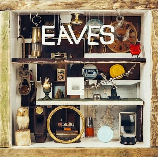 Eaves - What Green Feels Like. LP
