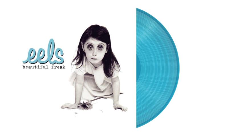 Eels Beautifull Freak LP -Blue Vinyl-