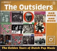 Outsiders  Golden Years Of Dutch Music 2CD.