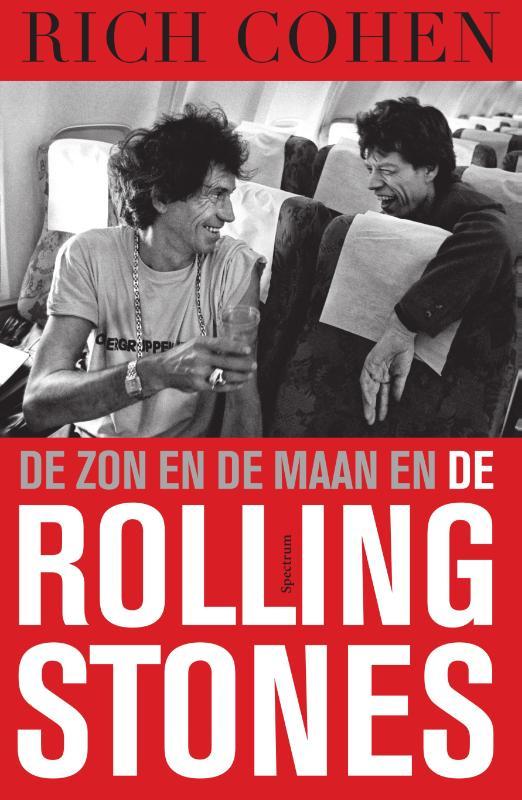 De zon en de maan en de Rolling Stones Boek
