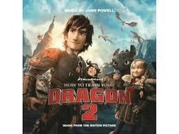 How To Train A Dragon 2 2LP