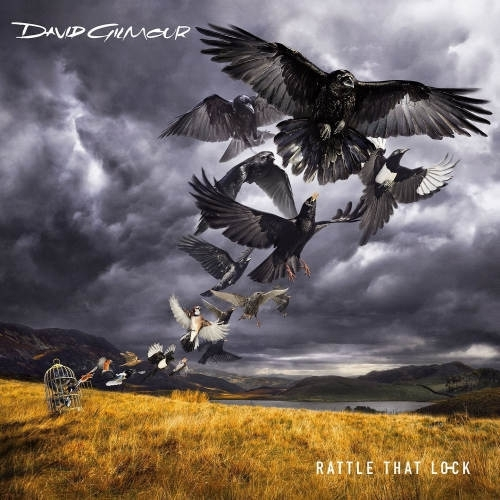 David Gilmour - Rattle That Lock LP