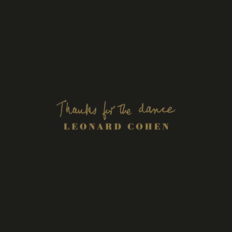 Leonard Cohen Thanks For The  Dance LP