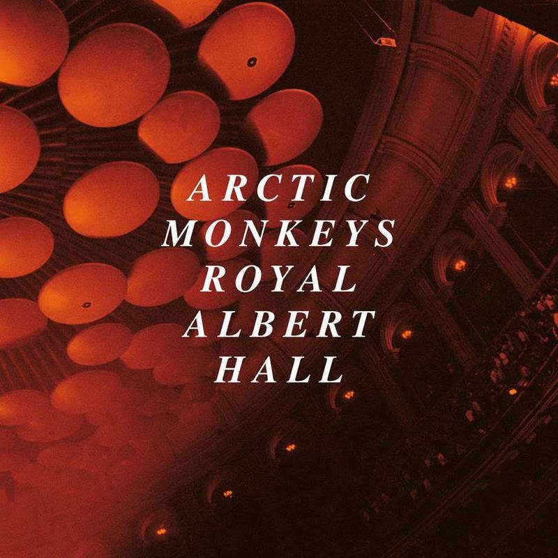 Arctic Monkeys Royal Albert Hall 2CD