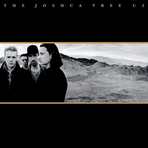 U2 Joshua Tree HQ 2LP