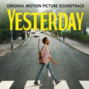 Himesh Patel Yesterday Original Motion Picture Soundtrack 2LP