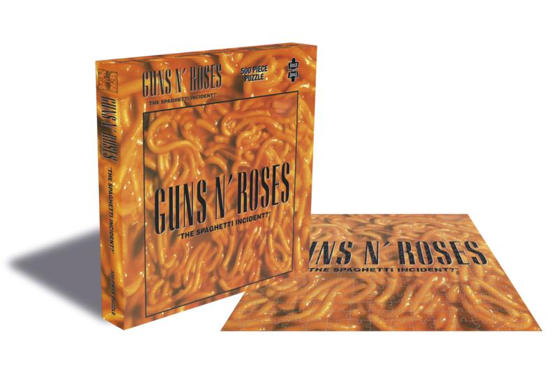 Guns 'N Roses Appetite Spaghetti Incident Puzzel