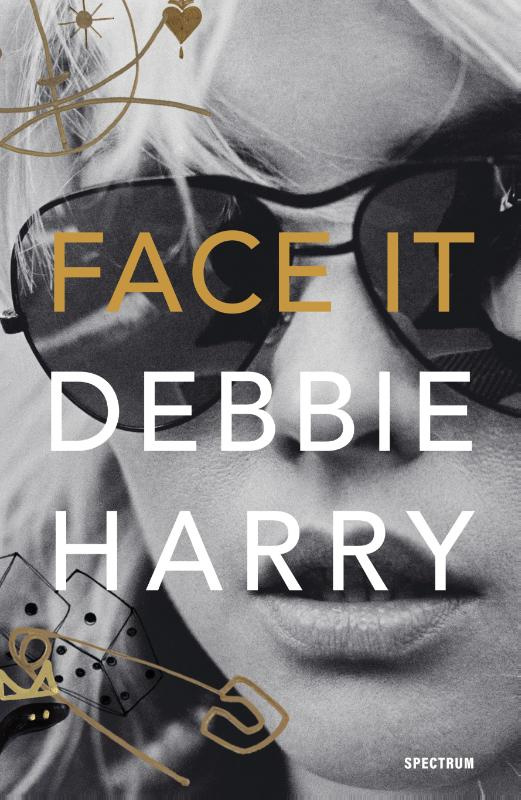 Debbie Harry Face It Boek